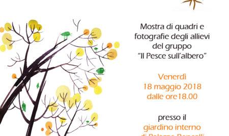 Vernissage RAMI D'ARTE – 18/05/18 presso Giardini di Palazzo Roncalli